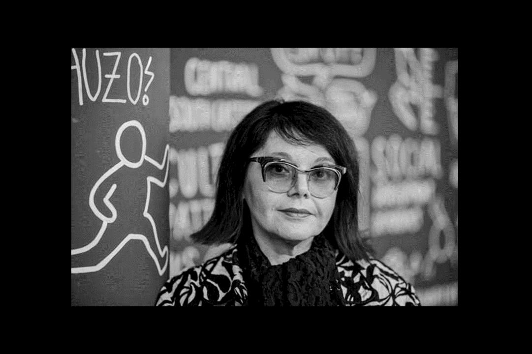 Suzana Milevska, photo by Dejan Petrović